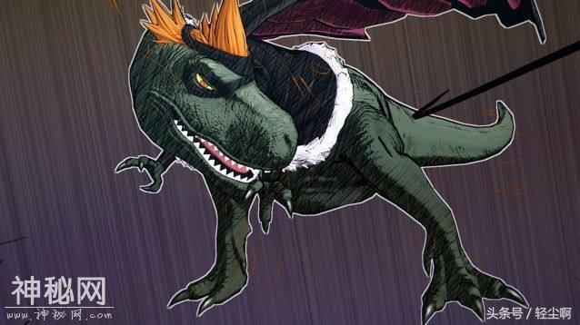 海贼王,你觉得动物系恶魔果实排名可以吗?各个都是很凶猛的野兽